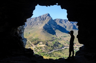 Wally Cave Cape Town with Photographer. South Africa Photo Tours