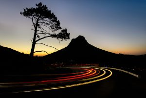 Lions head view from seldom shot location. Cape Town Photo Tours