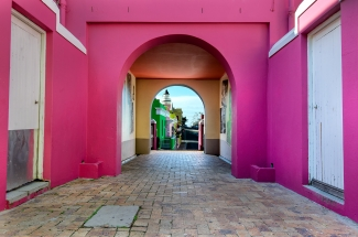 Photo Walk (bokaap) colorful city
