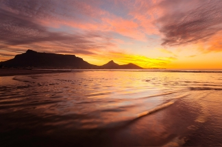 Half Day Photo Tour Sunset Table Mountain