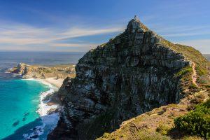 Cape Point Beautiful Landscape. South Africa Photo Tour