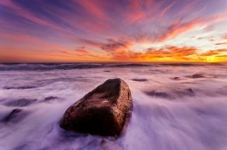 Beautiful seascape image of Cape Town coastline. Cape Town Photo Tours