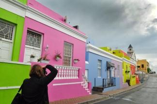Colorful Cape Town Photo Walk