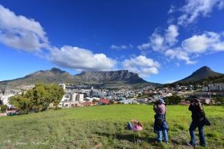 Secret location on Cape Town City Photo Walk