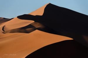 Namibia Sossusvlei Dunes at Sunrise. Namibia photo tours
