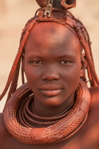 Himba Portrait , Photo Tour Namibia
