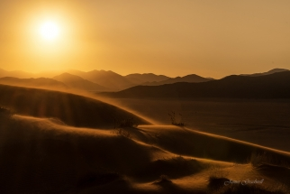 Tirasberg Namibia Dune Sunrise. Namibia photo tours