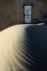 Sunrise Ghost Town Namibia 3 Copyright James Gradwell